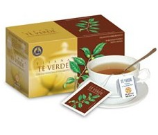 Planta Medica Herbal Tea Té Verde (Camellia Sinensis) 20 filtros
