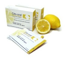 Oral Cito Alkaline Lemonade 5 envelopes