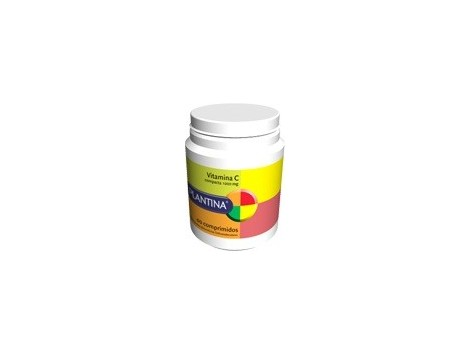 Plantina Vitamin C 1000 mg. 150 tablets.
