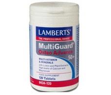 Lamberts MultiGuard OsteoAdvance 50+ (Calcium Magnesium)120