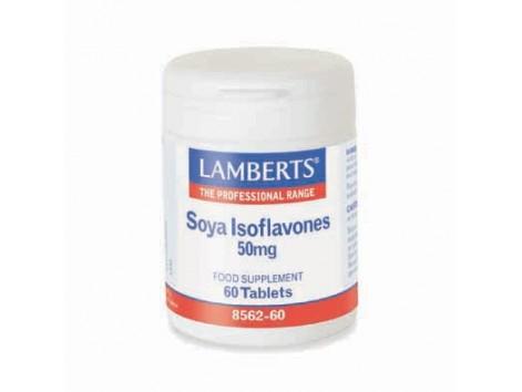 Lamberts Soya Isoflavones 50mg (menopause) 60 Tablets.