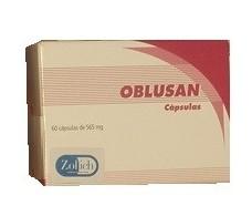 Zolich Oblusan (Control de Peso) 60 cápsulas.