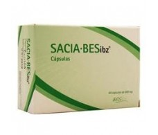 Zolich Saciabes (Control de peso / Adelgazamiento) 60 cápsulas.