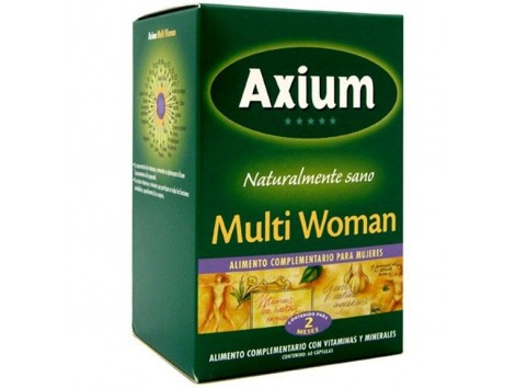 Multi Ultravit Woman (vitamins and minerals) 60 pearls.