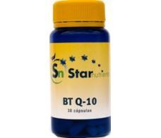 Star Nutrients BTQ10 (Bioflavonoides  y Vitamina C) 30 capsulas.