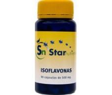 Star Nutrients Isoflavonas  (Menopausia)90 capsulas.
