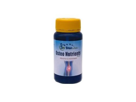 Star Nutrients Osteo Nutrients (articulaciones) 60 capsulas.