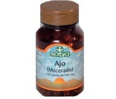 Sotya Ajo Macerado (presión arterial, colesterol ) 220 perlas.