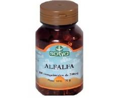 Sotya Alfalfa (colesterol) 100 comprimidos.