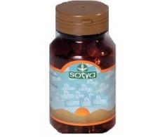 Sotya BCAA Aminoacidos Ramificados 500mg.100 comprimidos.