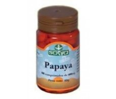 Sotya Papaya (aids digestion) 100 tablets.