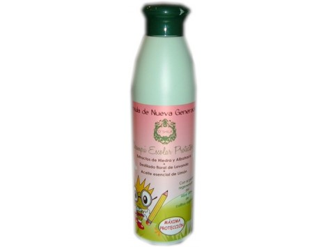 D'Shila School Protector Shampoo (pesticides) 250 ml.