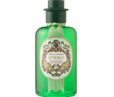 D'Shila Peppermint Shampoo 300ml For frequent use.