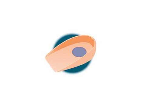 Silicone Heel spur. Small size of No. 34 to 37