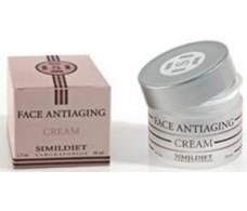 Simildiet FaceAntiaging Cream (antienvejecimiento) 50ml.