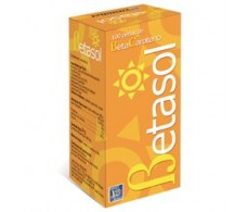 Ynsadiet Betasol (betacaroteno, Vitamina E, Lecitina de soja) 10