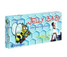 Ynsadiet Jelly Baby (Jalea Real fresca infantil) 10 viales.