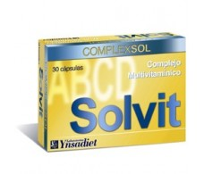Solvit Ynsadiet (vitamin and mineral complex) 30 caps.