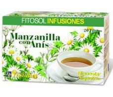 Fitosol Ynsadiet Manzanilla with Anise Teas (digestive) 20 filte