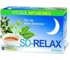 Ynsadiet Fitosol Infusiones SD (relajante) 20 filtros.