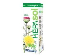 Fitosol Ynsadiet Hepasol Complex (Liver, Digestive) 50ml.
