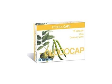 Ynsadiet Glucocap (hypoglycemic) 30 caps.