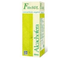 Ynsadiet Concentrado Vegetal Alcachofera (colesterol) 50ml.
