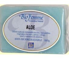 Bio Femme Ynsadiet Aloe Vera Soap 100 grams.