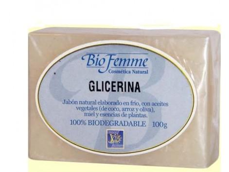 Bio Femme Ynsadiet Glycerin Soap (elasticity) 100 grams.