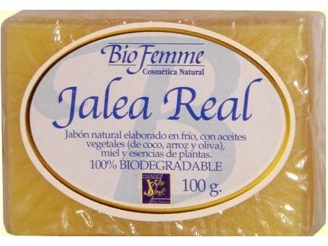 Bio Femme Ynsadiet Royal Jelly Soap 100 grams.