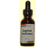 Solaray Grapefruit Seed Extract Liquid 30 ml. Grapefruit