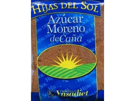 Hijas del Sol Ynsadiet brown cane sugar 1 kilo.