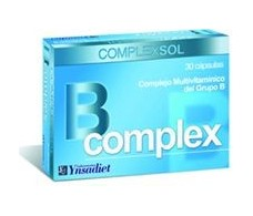 Ynsadiet B Complex 30 capsulas.