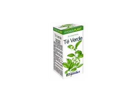 Fitosol Ynsadiet Green Tea (Weight) 80 tablets.