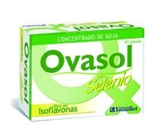 Ynsadiet Ovasol con selenio (Menopausia) 60 capsulas.