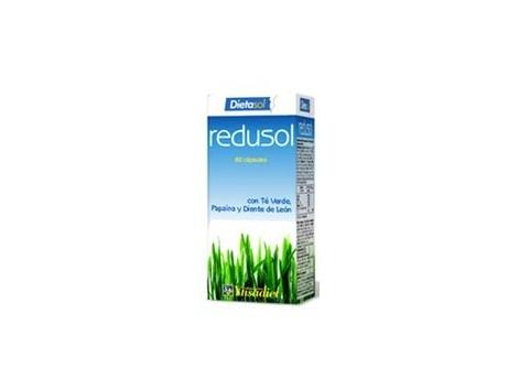 Ynsadiet Redusol (Green tea, California Poppy, Papain) 60 capsul