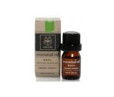 Apivita Aceite Esencial Albahaca 5ml.