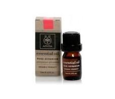 Apivita Aceite Esencial  Geranio 5ml.
