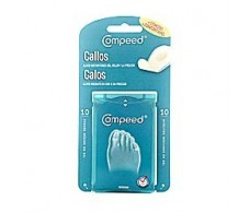 Compeed plasters for corns 10 items