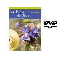 Libro Las Flores de Bach + DVD - Una Terapia Vibracional.
