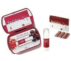 Cofre OX Revidox Stilvid, 30 Cápsulas +Gratis  Ox Ojos Antioxida