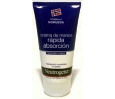 Neutrogena Crema Manos Rapida Absorcion 75ml.