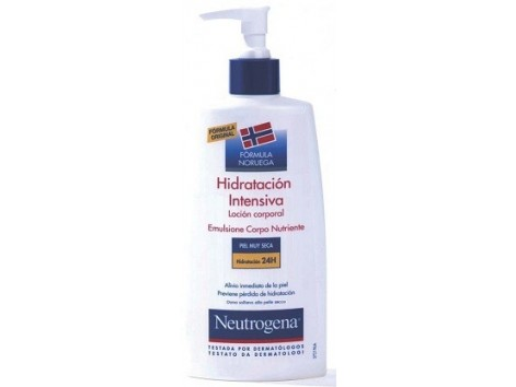 Neutrogena Norwegian Formula Body Lotion Dry Skin 400ml.