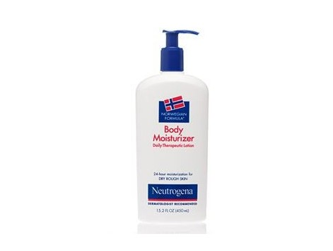 Neutrogena Norwegian Formula Body Lotion Sensitive Dry Skin 400m