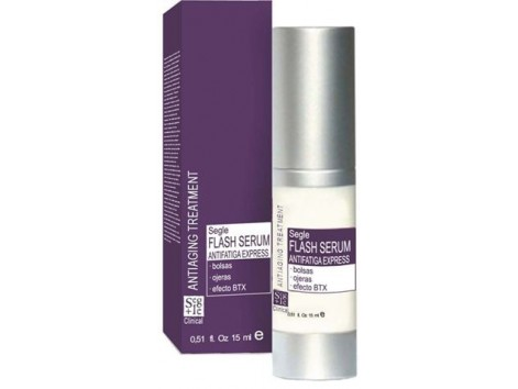 Flash Segle Express Anti-Fatigue Serum 15ml Clinical Segle.