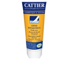 Foot Repair Cream Cattier nuts (shea butter, Jojoba) 75ml.