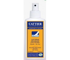Cattier Milk Spray Relax Tired Feet (mint, tea tree) 200ml.
