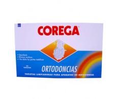 Corega limpieza de ortodoncias 30 tabletas