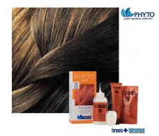 Phyto Color 4D Golden Light Brown Tint.