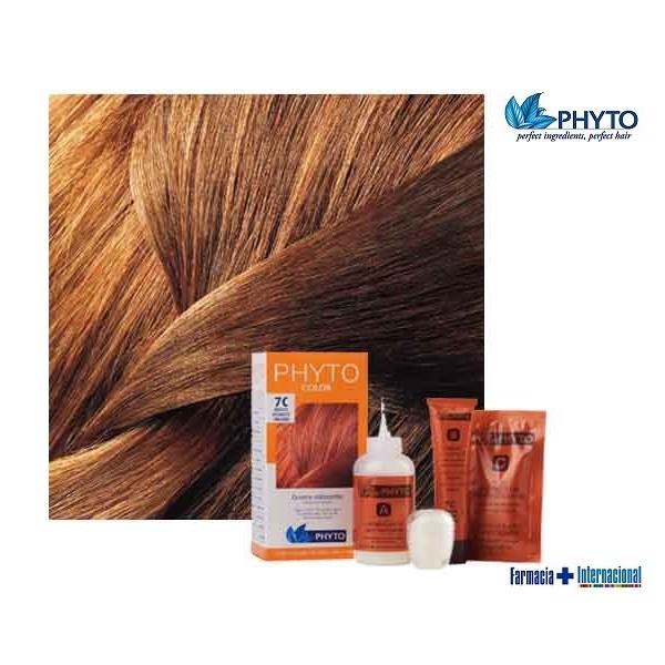 Phyto Color 7d Dye Golden Blonde Farmacia Internacional